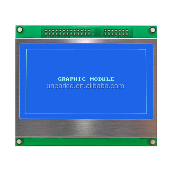 Graphic stn negative 240*160 lcd module touch UNLCM10658