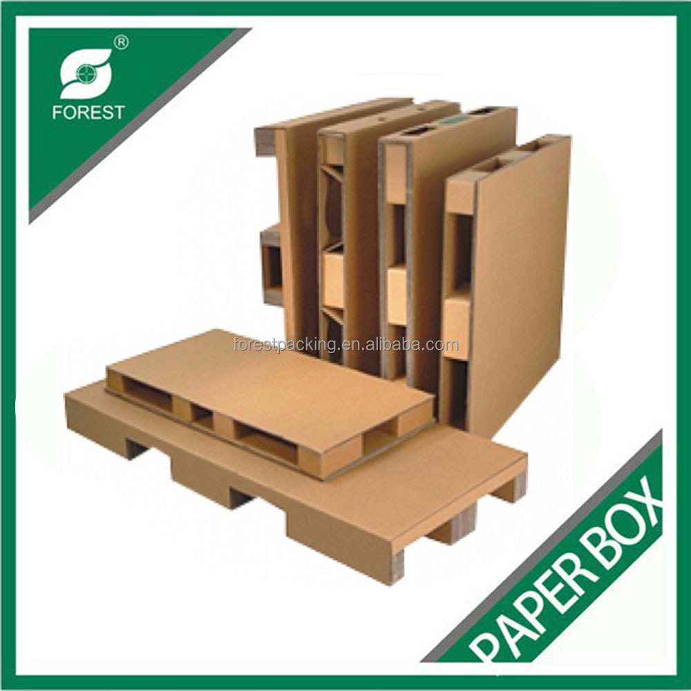 HONEYCOMB CARDBOARD PAPER PALLET WITH WATER PROOF TREATMENT