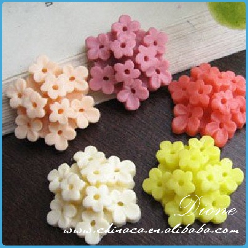 resin rose accessory,flatback resin flowers for jewelry resin lucite cabochons