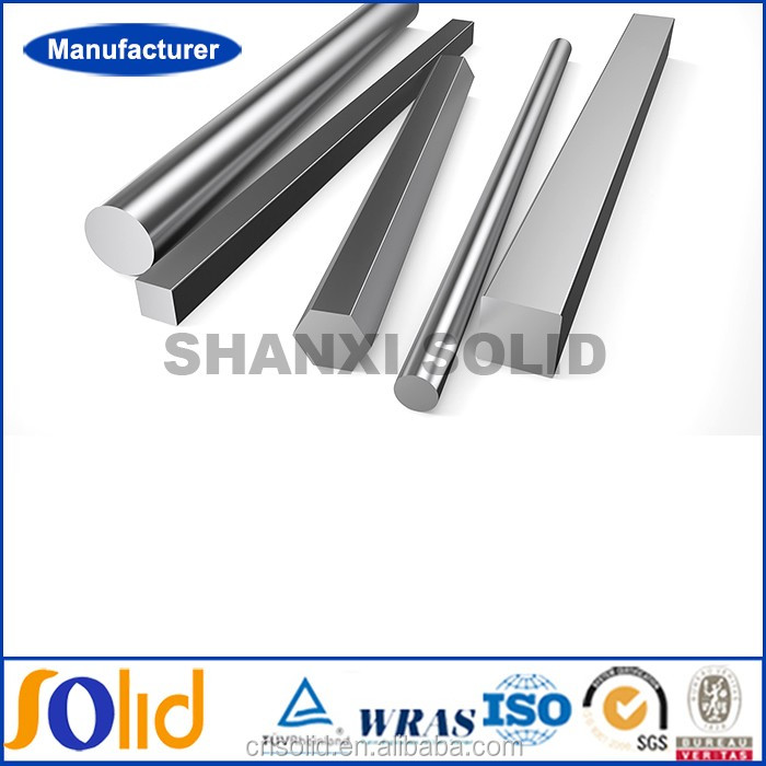 Hot Rolled Stainless Steel Round Rod Steel Bar