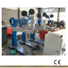 DZX flat stitching wire making machine/ staple making machine /semi-auto stapling machine for corrugated carton boxes for sale