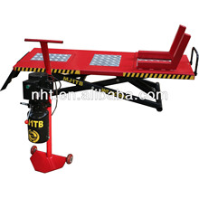 Hydraulic motorcycle lift capacity 1000kg