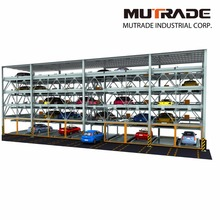 Multilayer mobile auto Sliding Parking System/car Lifting equipment