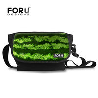 Latest Fashion Printed Watermelon Side Bags For Women And Girls