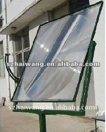 Square Shape HW-F1000-5 spot solar fresnel lens for sale