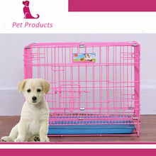 Small Animal Wire Mesh Cage with Plastic Pallet Flooring