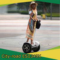 Eswing 2015 2 wheel self balancing electric vehicle with led light