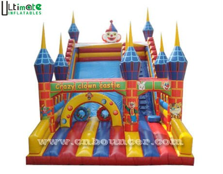 2012 New Giant Inflatable Slide