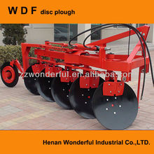 WDF 1LY(SX)-525 reversible hydraulic agricultural disc plough types of ploughs