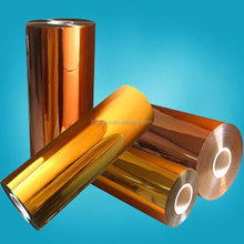 Polyimide film gold finger tape, PCB use heat resistant tape