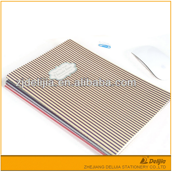 Professional manufacturer paper cover school exercise book