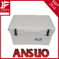 Ice cooler fishing Cooler box with handle Ansuo-75L