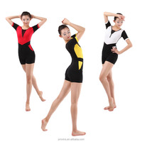 Dansgirl Women Multicolor Shorty Spandex Wholesale Unitard