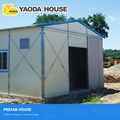 Temporary Quickly Assemble Prefab Refugee Camp House Accommodation Portable Ready Made Sandwich Panel Cabin prefabricated sheds