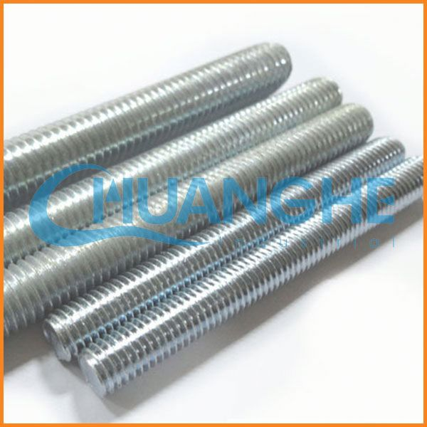 Factory wholesale plastic threaded rod