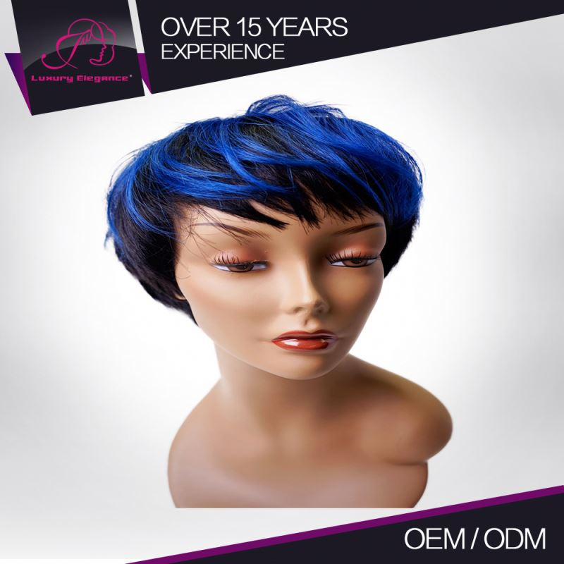 Exceptional Quality Heathy Asian Style Wig