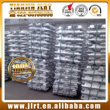 High purity and quality LME Casting aluminum Al Alloy Ingot 99.7% ENAC-46100 with competitive price
