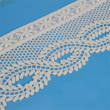 White Embroidery Border Designs Lace Trim Frame