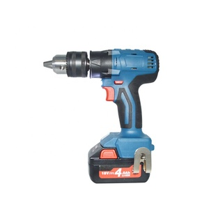 Portable industry power tools,li-ion rechargeable brushless and cordless electric drill