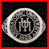 High-tech Cheap custom classic designs keystone custom class rings