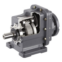 SRC Series Helical Gear Speed Reducer for motor reducer
