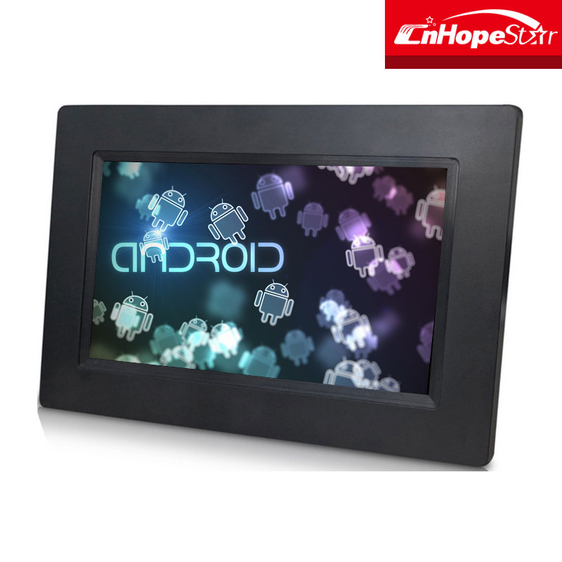 7 inch digital photo frames wifi Android 4.4 /5.1