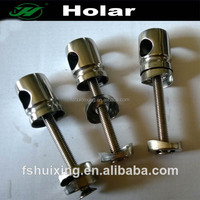 stainless steel solid bar holder,stainless steel light bar holder,stainless steel bar holder with long screw