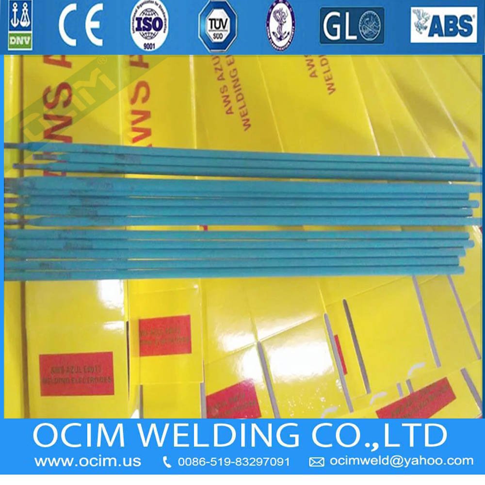 Carbon Material E6013 Carbon Steel Welding Rod 4.0mm