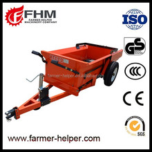 tractor mounted wheel-driven GD Manure fertilizer spreader