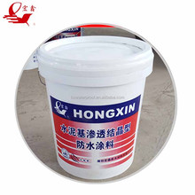 cement capillary crystalline waterproofing paint