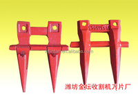 knife guard for wheat harvester machine spare part