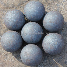 20MM-150MM Forged grinding steel ball for cement,plant ,power, station