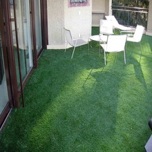 natural green landscaping artificial grass for garden with low prices