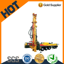 XCMG 2000m tractor mounted water well drilling rig for sale XSC1000