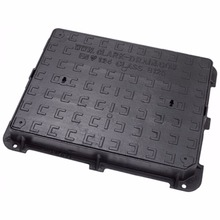 Professional China Ductile Foundry Heavy Duty Cast Iron Customized/OEM Manhole Cover Price