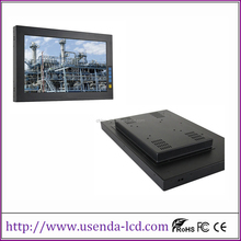 15 Inch Android System LCD Waterproof Touch Screen Monitor