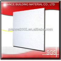 sound deadening mineral fiber ceiling panel