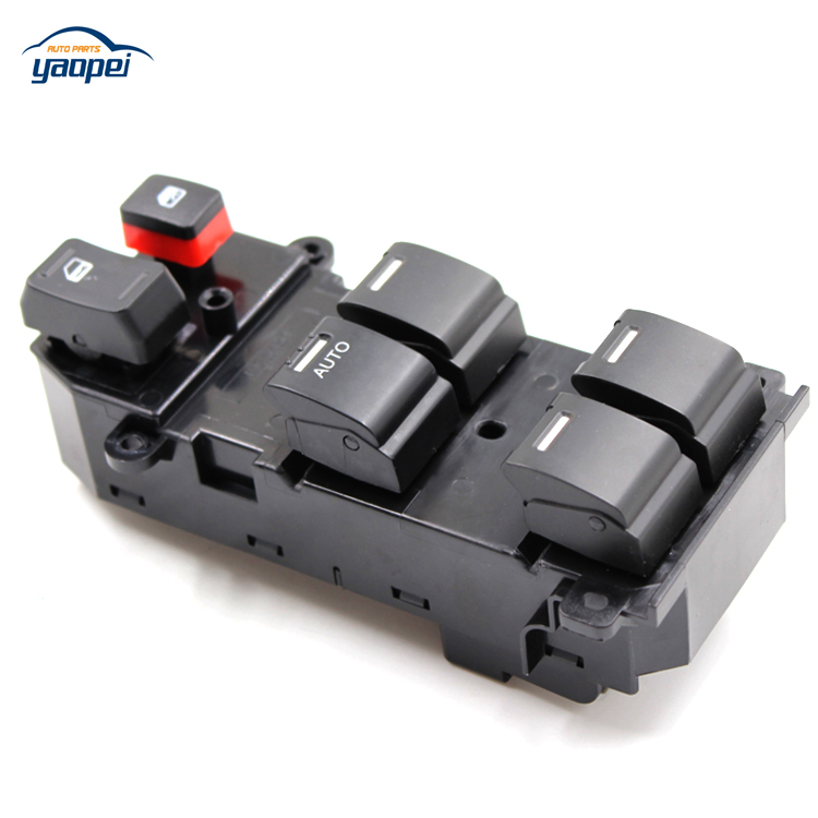 High Quality Master Power Window Switch Driver Side Left LH For CRV 2007-2011 35750-SWA-<strong>K01</strong>