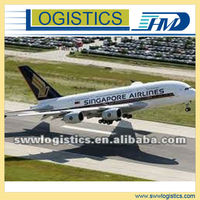 logistics agent air ship from Guangzhou to Jakarta service to door