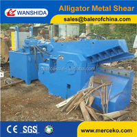 Professional hydraulic metal shear machine
