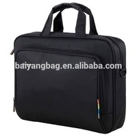 17 inch laptop computer nylon bag ,men bag waterproof briefcase