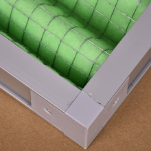 pleated air filters G4 for central air conditioning systems