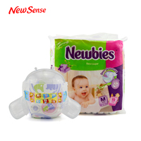 Best quality 3D Leakguard and breathable baby diaper manufacturer in Chin