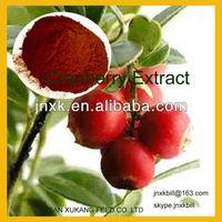 Cranberry Extract/Vaccinium Macrocarpon 25% Proanthocyanidins UV-VIS