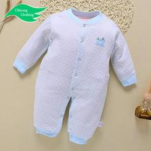 Wholesale Cute Baby Girls/Boys Winter Clothes Cashmere Romper