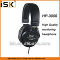 Hot Sell High Quality Monitoring Studio Headphone