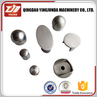 stainless steel handrail fitting square end cap stainless steel tube end caps