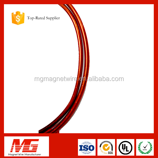 Cheap Good Quality Self Solderable Grade Motor 16 48 Awg 32 Gauge Stranded Enameled Copper Wire