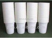 cheap disposable plastic cups for milk beer coffee