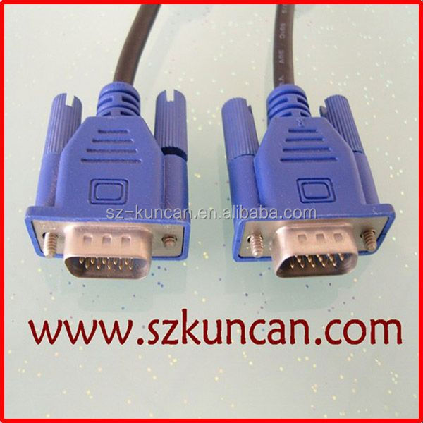 China supplier flat vga cable,VGA extender